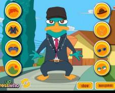 Игра Прикольный агент Пи онлайн