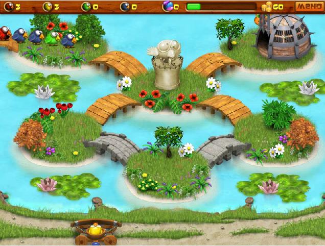 Игра Птичий городок онлайн