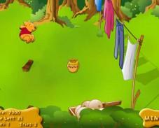Игра Путшествие Винни Пуха онлайн