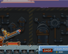 Игра Пушка для маникенов онлайн