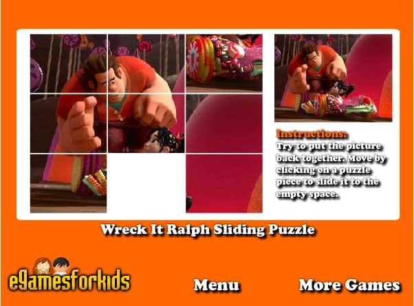 Игра Ральф и веселая Ванилоппа онлайн
