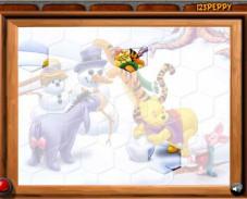 Игра Рождественские приключения в Диснее онлайн