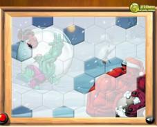 Игра Рождественский Халк онлайн