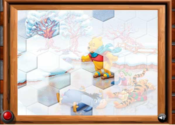 Игра Рождество в Диснее онлайн