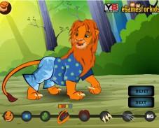 Игра Симба и его имидж онлайн