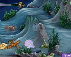 Игра Скуби Ду Под водой онлайн
