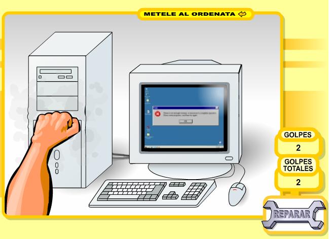 Игра Сломай компьютер онлайн