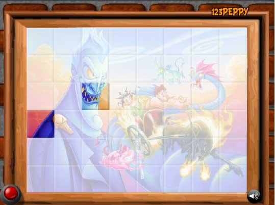Игра Случай с Геркулесом онлайн