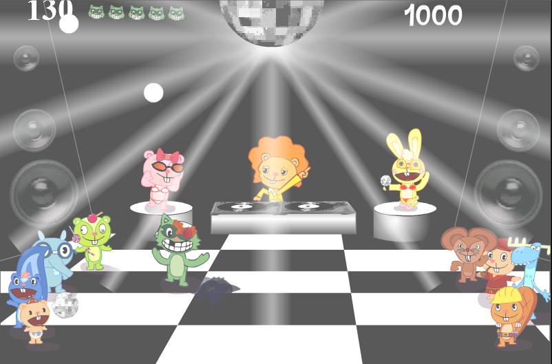 Игра Сумасшедшая дискотека часть 5 онлайн