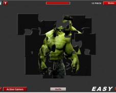 Игра Суперсильный Халк онлайн