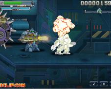 Игра Супер робот онлайн
