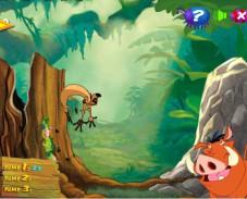 Игра Тимон и Пумба онлайн