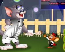 Игра Том и Джерри одевалка онлайн