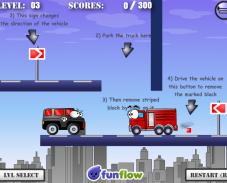 Игра Транспортные средства онлайн