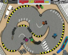 Игра Трек картинг онлайн