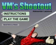 Игра Удар мячом онлайн