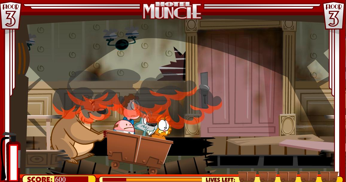 Игра Ужасы в отеле онлайн