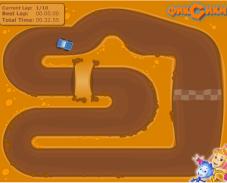 Игра Фиксики Гонки онлайн