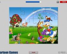 Игра Фотограф Дональд Дак онлайн