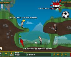Игра Футбольный мяч 2 онлайн