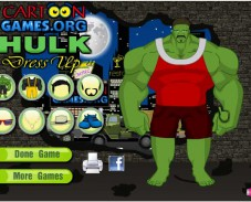 Игра Халк меняет образ онлайн