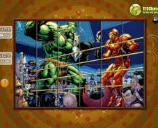 Игра Халк на боксерском ринге онлайн