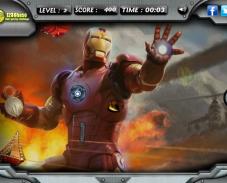 Игра Хроника Железного человека онлайн