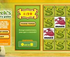 Игра Шрек — Концентрация онлайн
