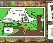 Игра Шрек — искуссво онлайн