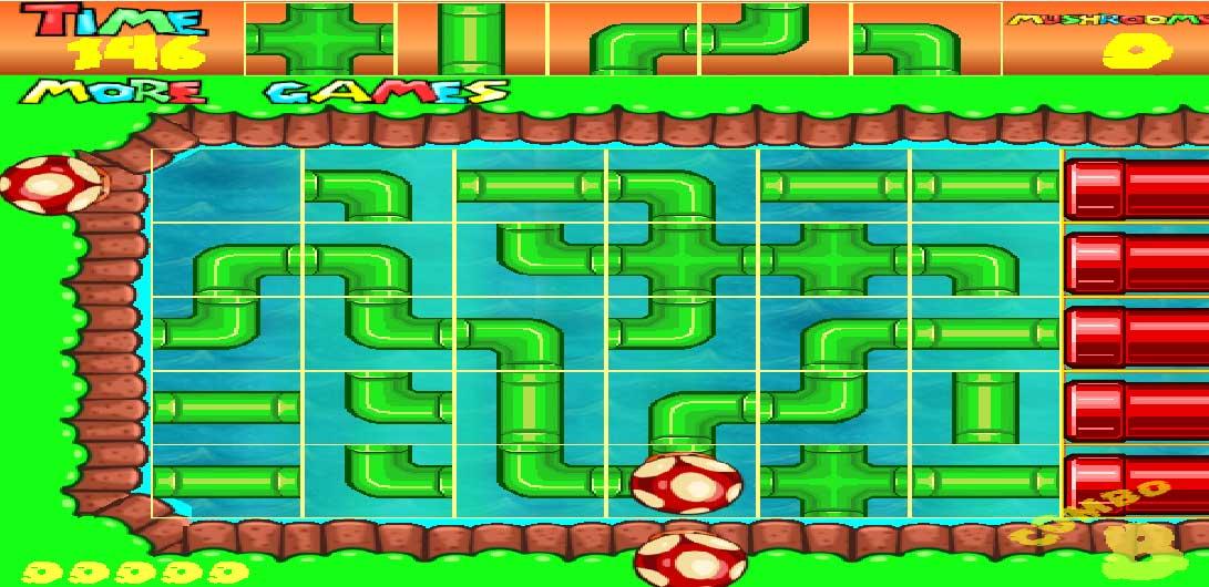 Игра Головоломка Марио онлайн