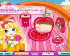 Игра Дом из фруктов онлайн
