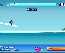 Игра Легенда серфинга онлайн
