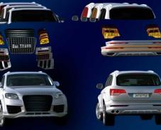 Игра Тюнинг Audi Q7 онлайн