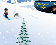 Игра Фристайл Сноубординг онлайн