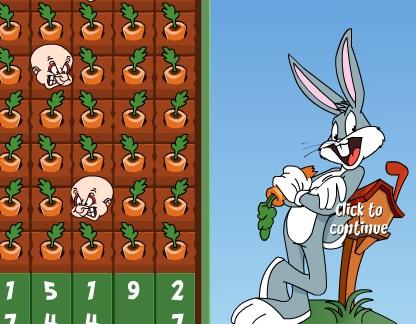 Игра Багз Банни собери морковь онлайн