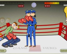 Игра Бокс два на два онлайн