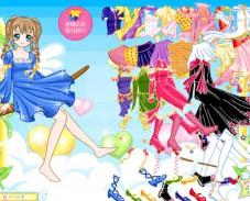 Игра Девочка Ангел онлайн