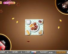 Игра Десерт под угрозой насекомых онлайн