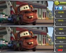 Игра Забавные тачки онлайн