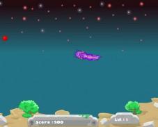 Игра Змейка с драконенком онлайн