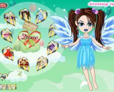 Игра Имидж для ангелочка онлайн