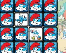 Игра Карточки смурфиков онлайн