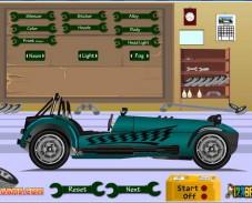 Игра Классический спортивный автомобиль онлайн