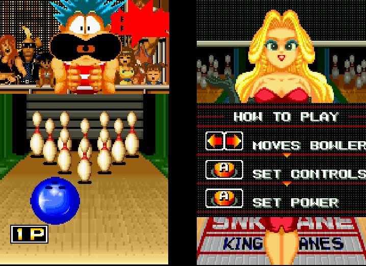 Игра Лига боулинга онлайн