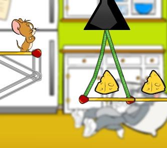 Игра Построй мост для Джерри онлайн