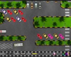 Игра Припаркуй школьный автобус онлайн