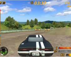 Игра Уходить от полиции онлайн