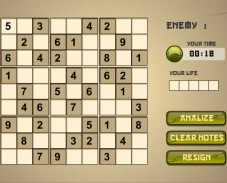 Игра Судоку для Самураев онлайн
