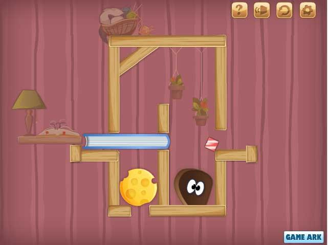 Игра Сырная охота 2 онлайн