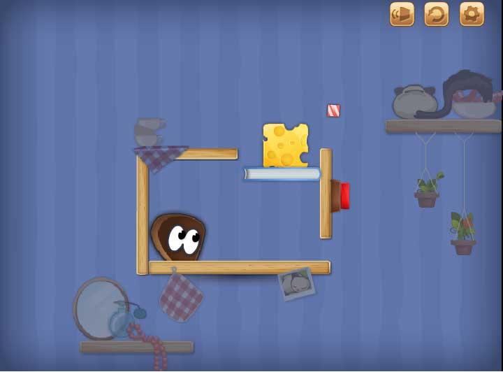 Игра Сырная охота онлайн